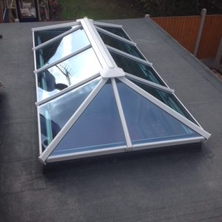 skylight, conservatories in stourport, birmingham, west midlands